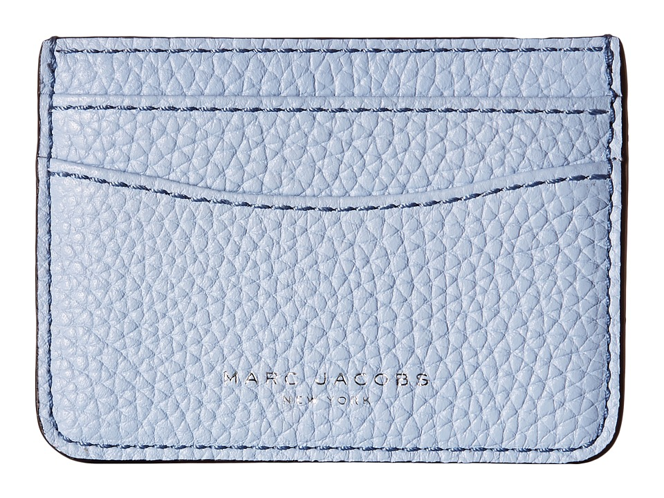 Marc Jacobs - Gotham Card Case (Cielo) Credit card Wallet