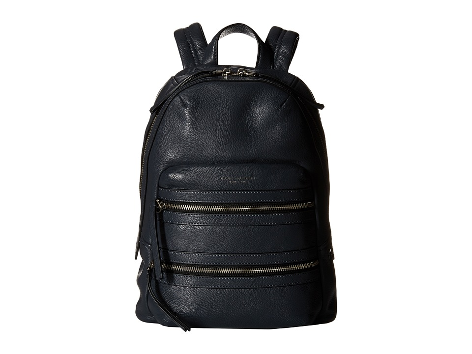 Marc Jacobs - Biker Backpack (Storm Grey) Backpack Bags