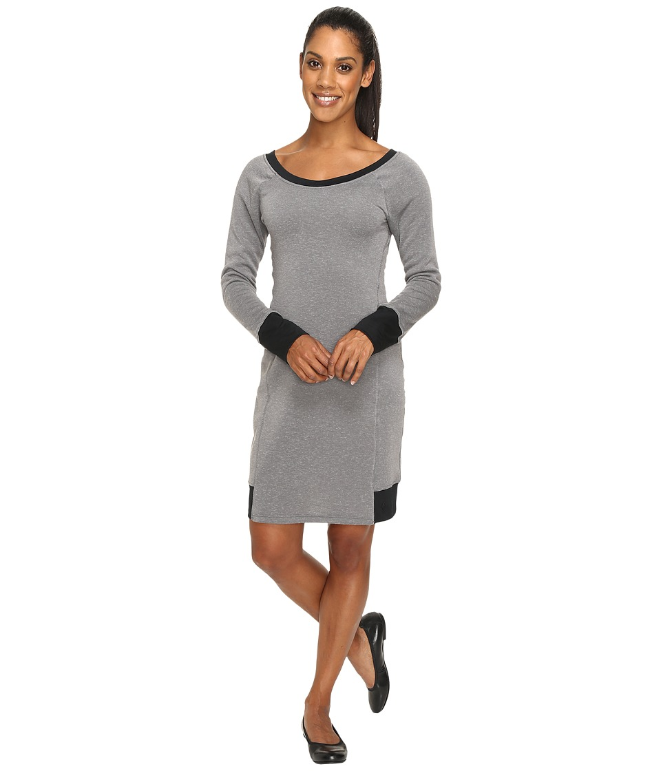 Stonewear Designs - Aria Dress (Heather Gray) Women's Dress