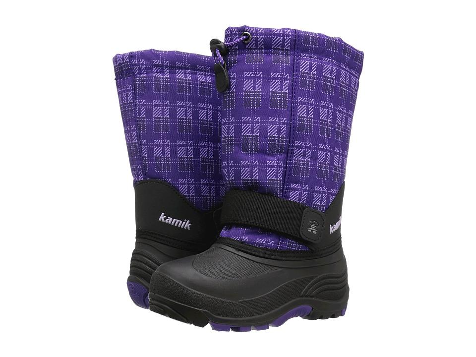 Kamik Kids - Rocket 2 (Toddler/Little Kid/Big Kid) (Purple/Violet) Girls Shoes