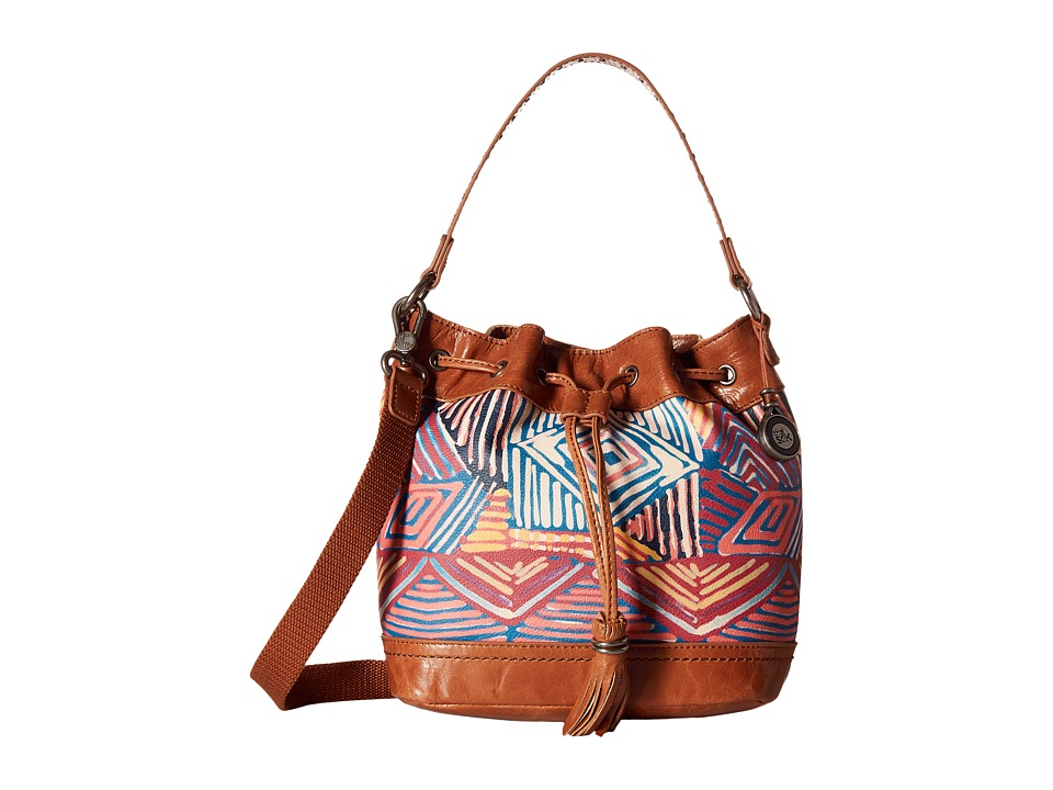 The Sak - Ukiah Small Drawstring (Madura Print) Drawstring Handbags