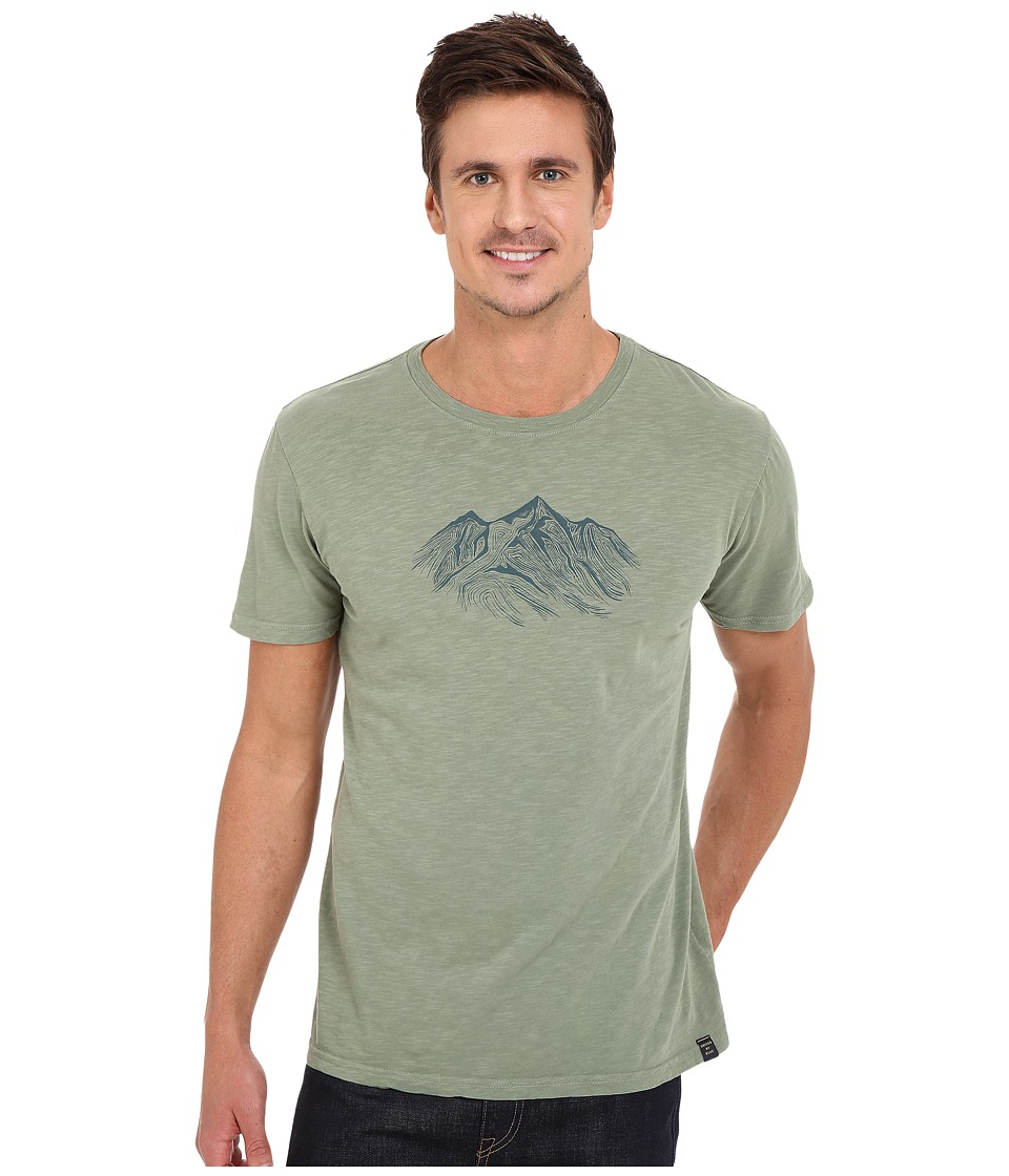 United By Blue - Mountain Drift (Green) Men's Clothing