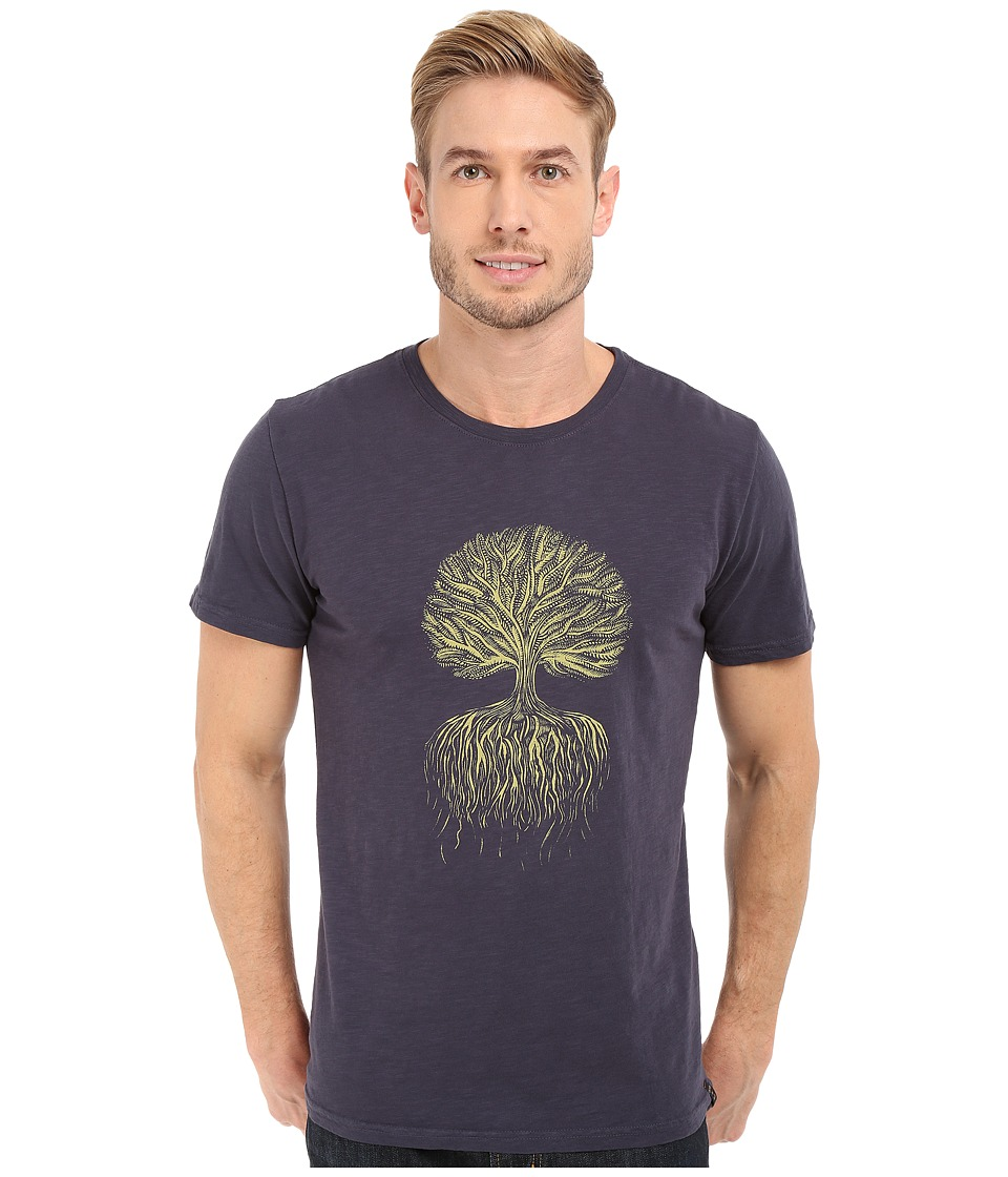 United By Blue - Tree Roots (Navy) Men's Clothing