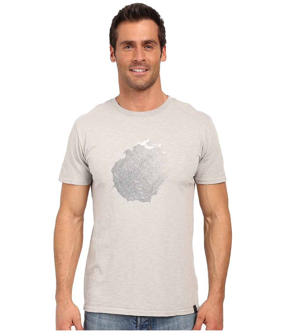 United By Blue - Topography (Limestone) Men's Clothing