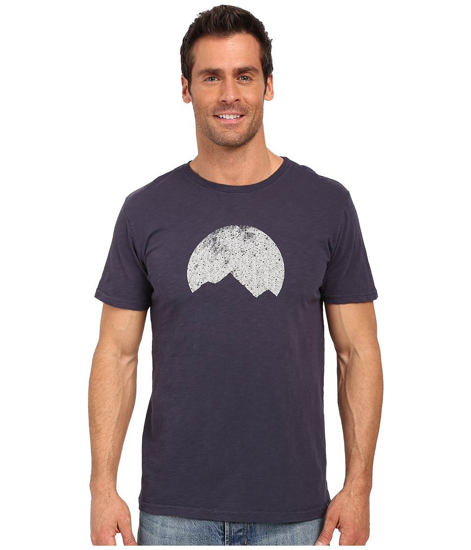 United By Blue - Star Silhouette (Navy) Men's Clothing