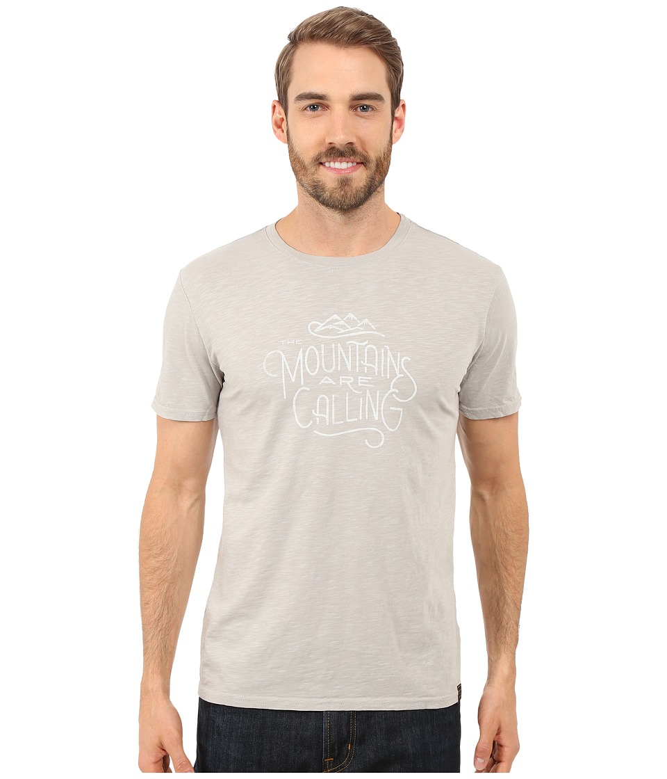 United By Blue - And I Must Go (Limestone) Men's Clothing