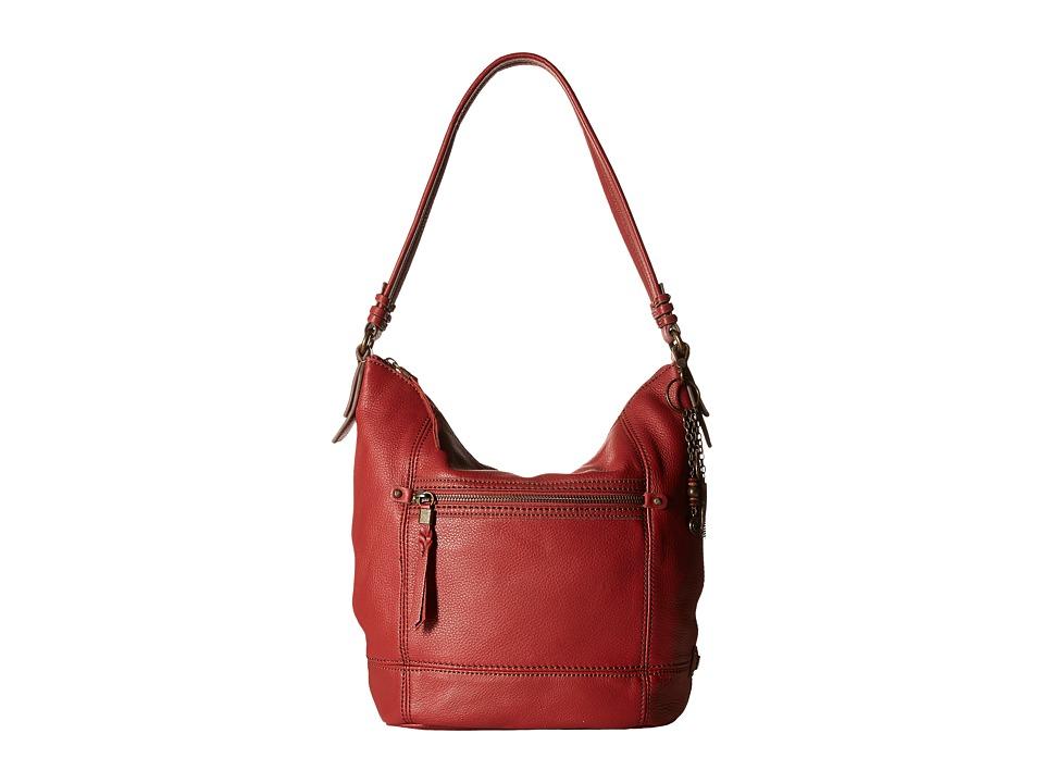 The Sak - Sequoia Hobo (Sienna) Hobo Handbags