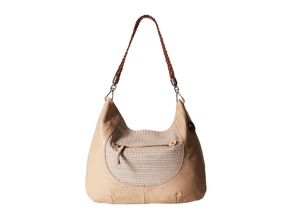 The Sak - Indio Hobo (Taupe Sparkle) Hobo Handbags