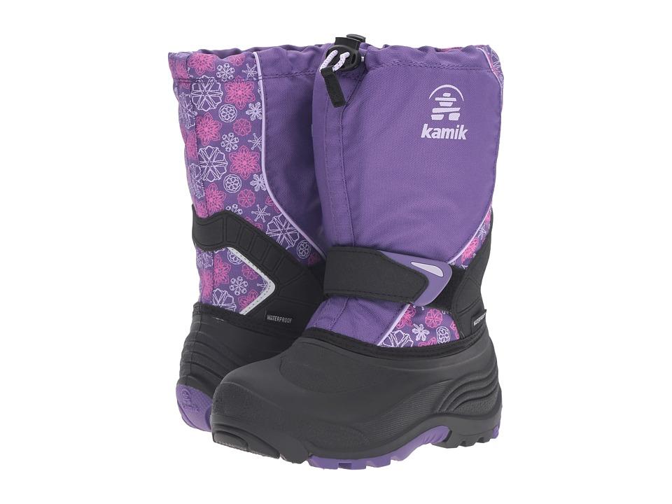 Kamik Kids - Sleet 2 (Toddler/Little Kid/Big Kid) (Purple/Lilac) Girls Shoes