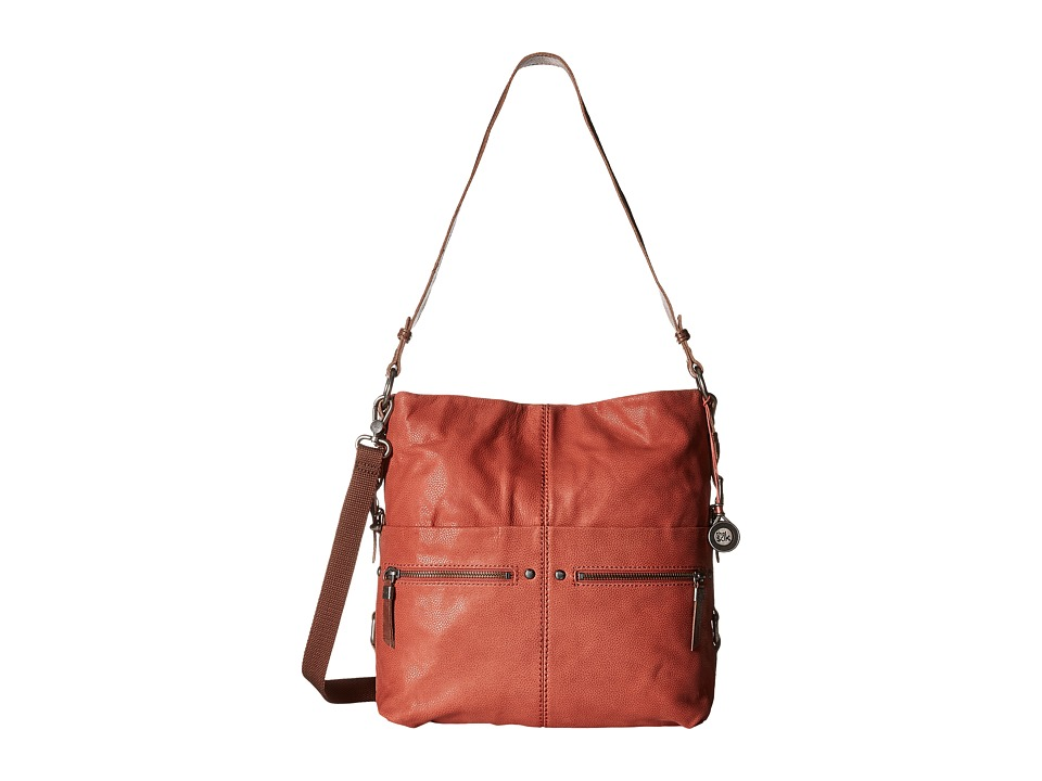 The Sak - Sanibel Bucket (Sienna) Satchel Handbags