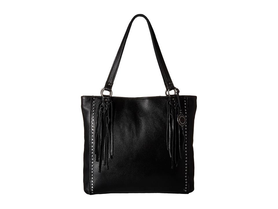 The Sak - Montara Tote (Black) Tote Handbags