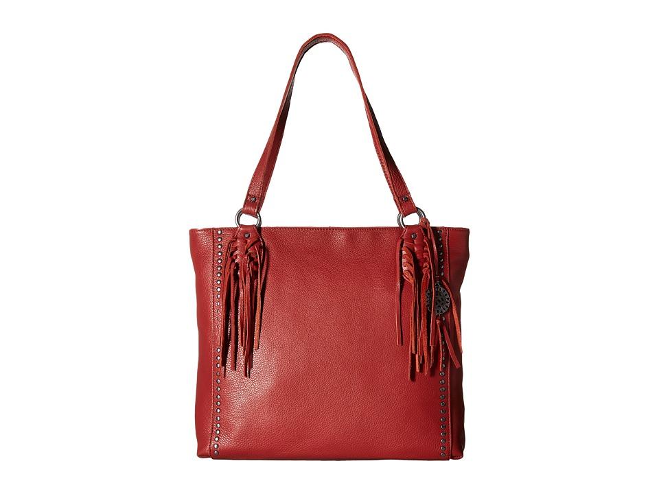The Sak - Montara Tote (Sienna) Tote Handbags