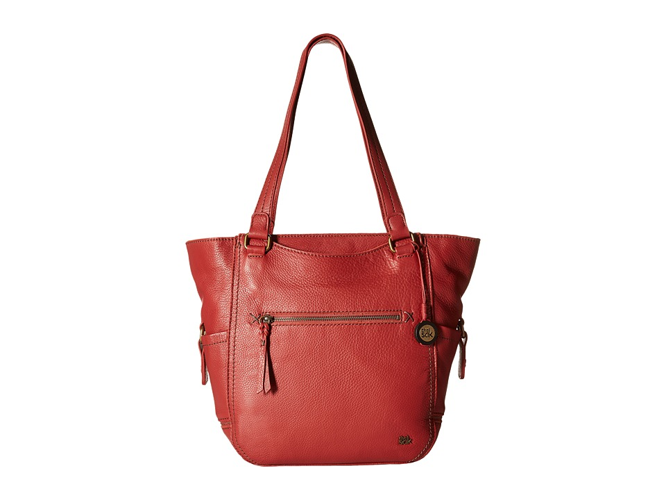 The Sak - Kendra Work Tote (Sienna) Tote Handbags