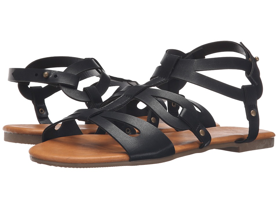 C Label - Darby-5 (Black) Women's Sandals