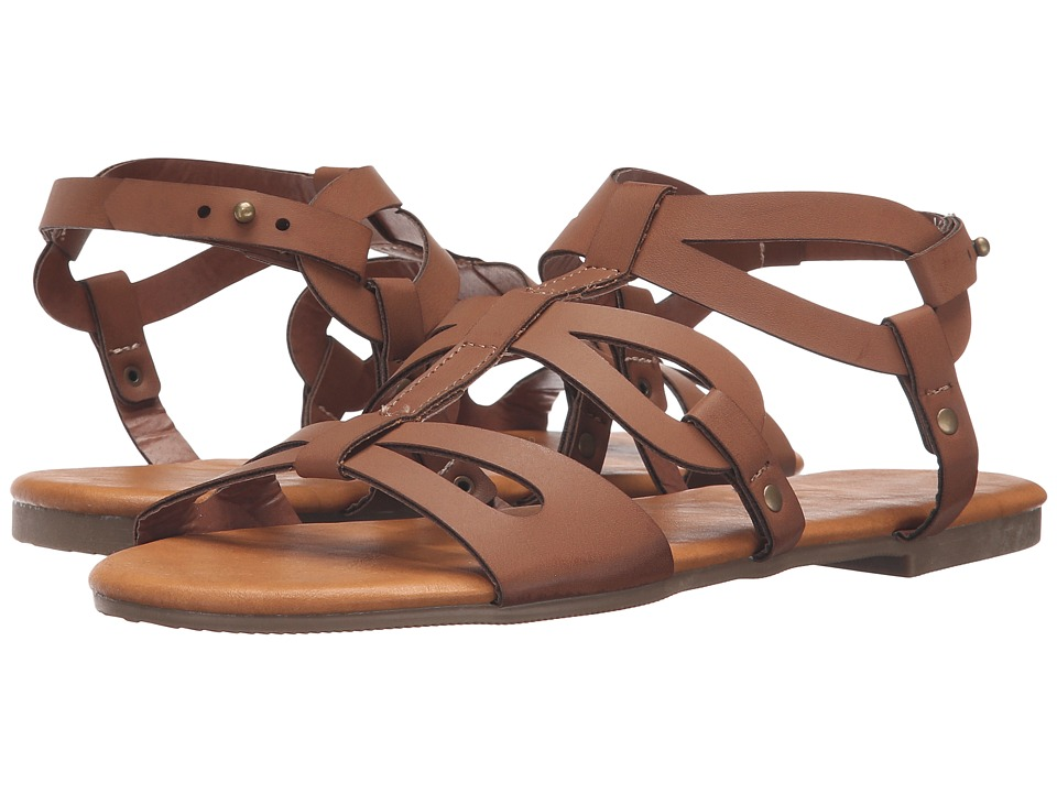C Label - Darby-5 (Cognac) Women's Sandals