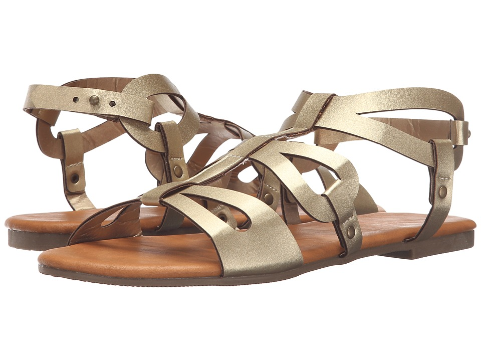 C Label - Darby-5 (Gold) Women's Sandals