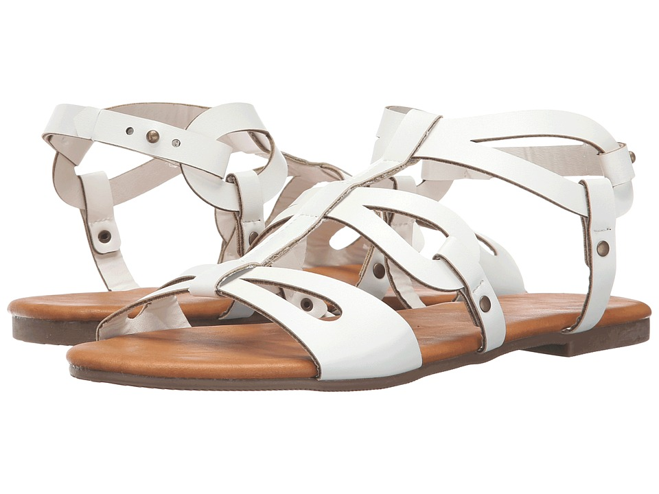 C Label - Darby-5 (White) Women's Sandals