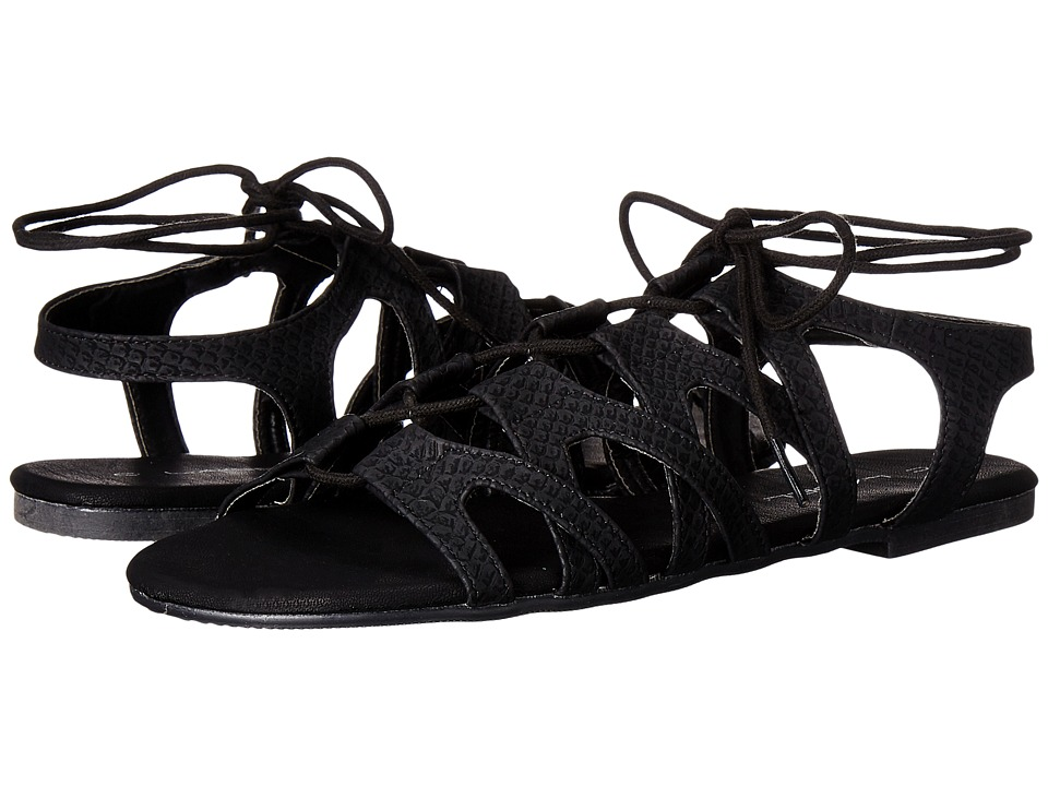 C Label - Darby-7 (Black) Women's Sandals