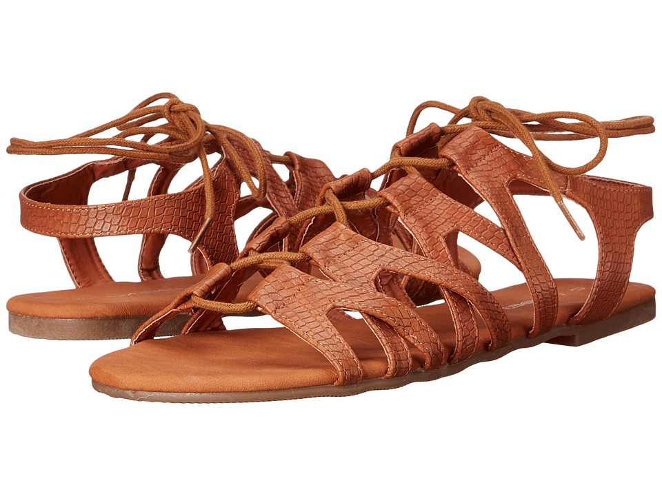 C Label - Darby-7 (Camel) Women's Sandals