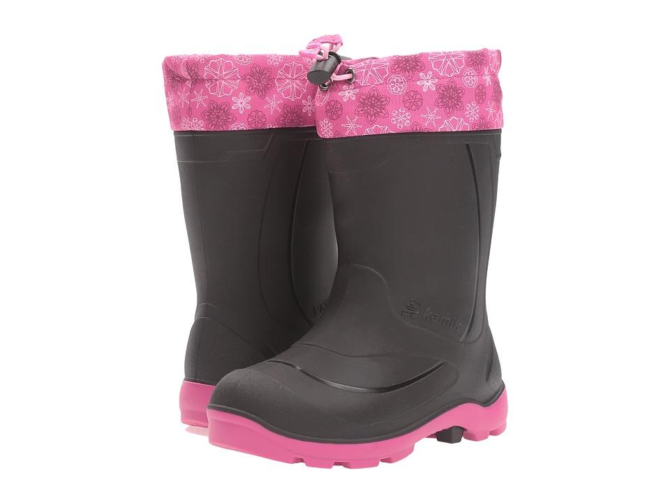Kamik Kids - Snobuster 2 (Toddler/Little Kid/Big Kid) (Magenta/Pink) Girls Shoes