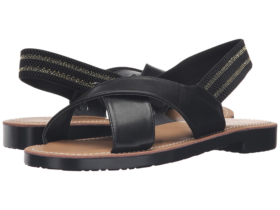 C Label - Daria-2 (Black) Women's Sandals
