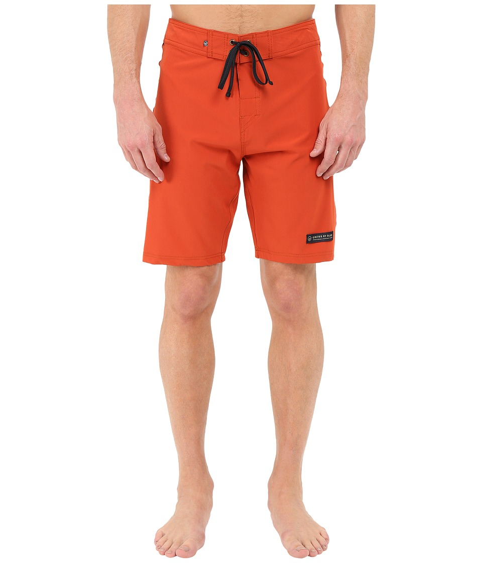 United By Blue Classic Boardshorts (Red) Men