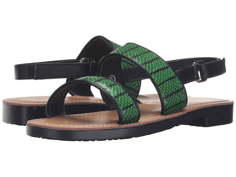 C Label - Daria-7 (Green) Women's Sandals