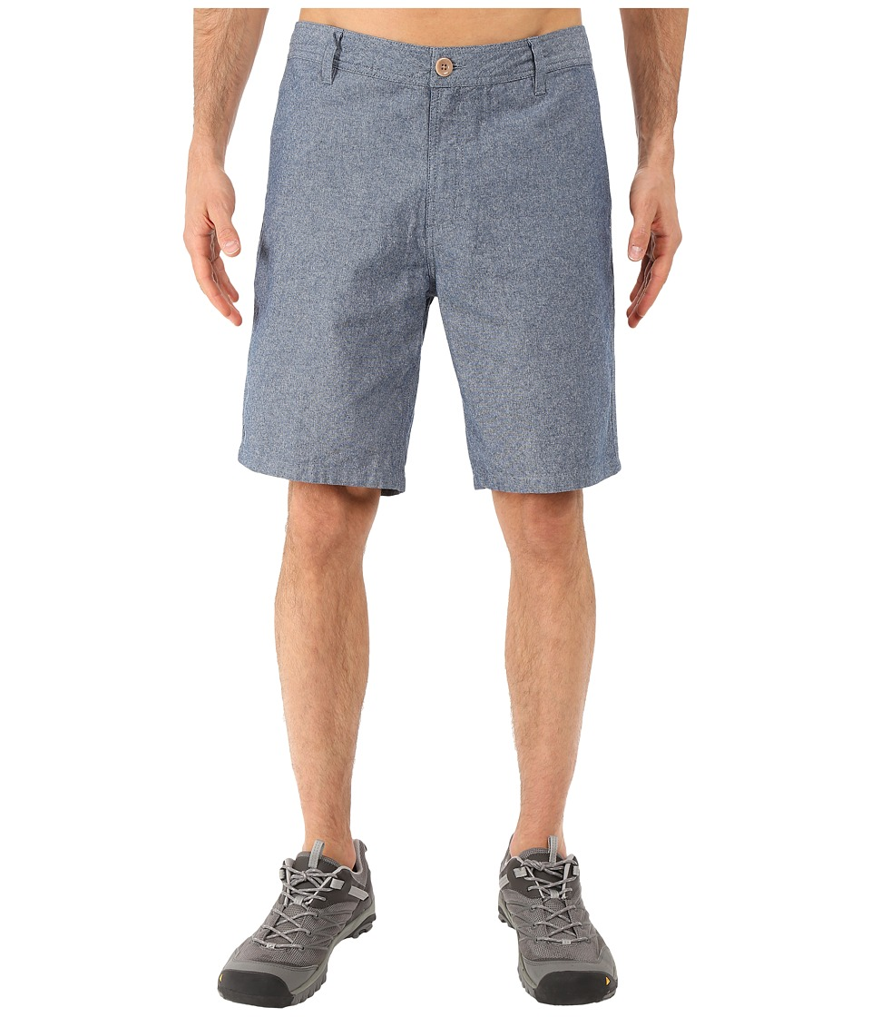 United By Blue - The Selby Shorts (Blue) Men's Shorts