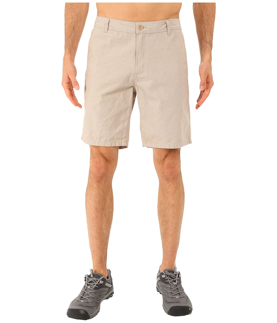 United By Blue - The Selby Shorts (Tan) Men's Shorts
