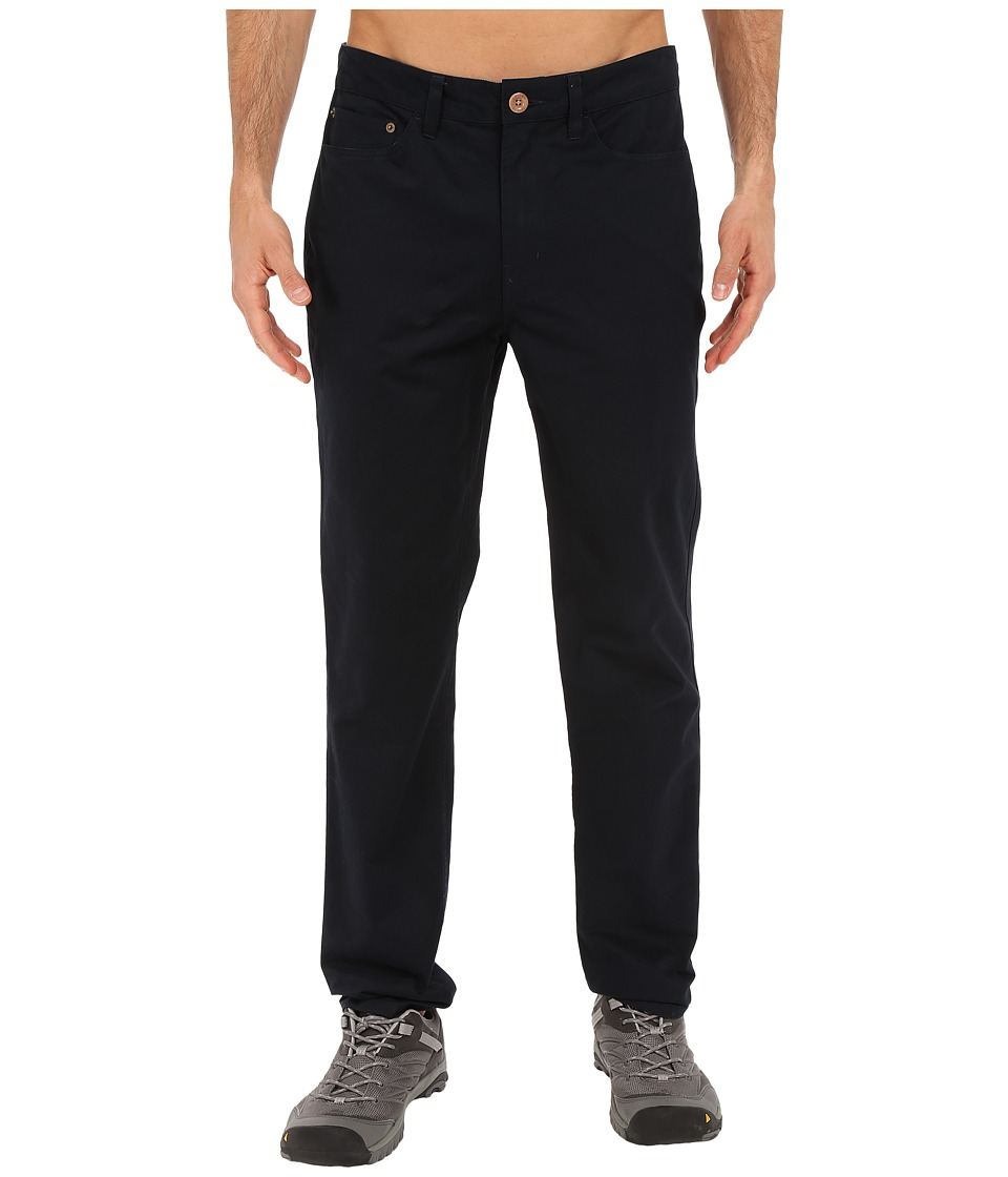 United By Blue - Dominion Twill Pants (Navy) Men's Casual Pants