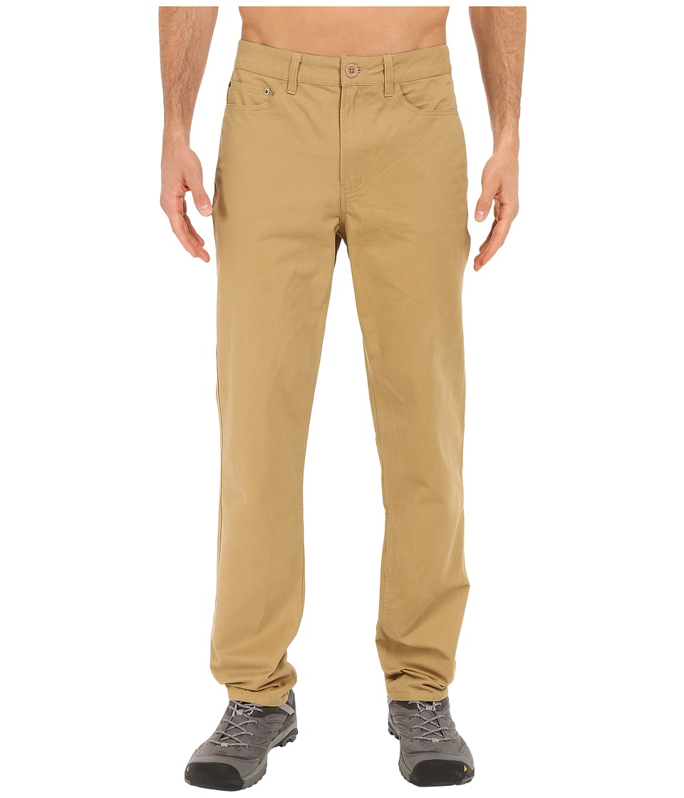 United By Blue - Dominion Twill Pants (Tan) Men's Casual Pants