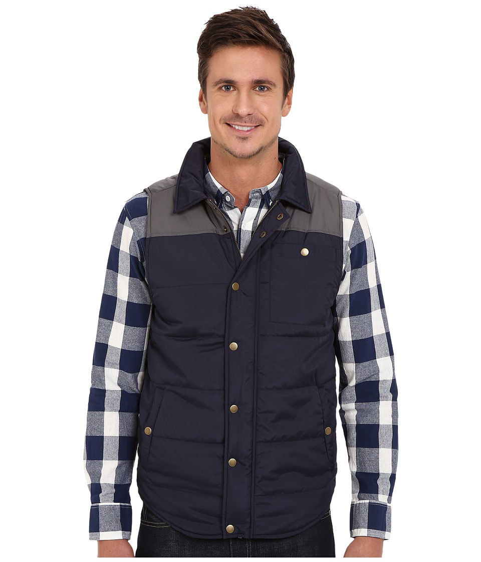 United By Blue - Hektor Vest (Grey/Navy) Men's Vest