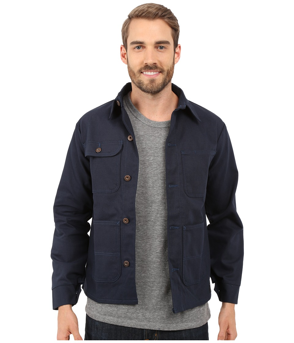 United By Blue - Foraker Coat (Navy) Men's Coat