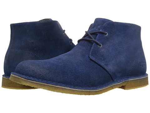 UGG - Leighton (New Navy) Men's Shoes