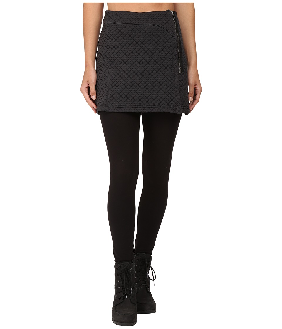 Stonewear Designs Omega Skirt (Black) Women
