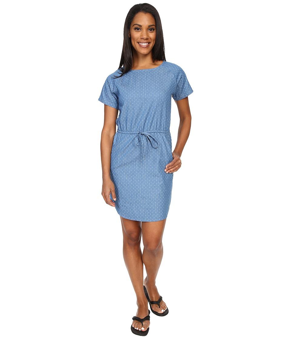 United By Blue Maddison Chambray Dress (Diamond) Women