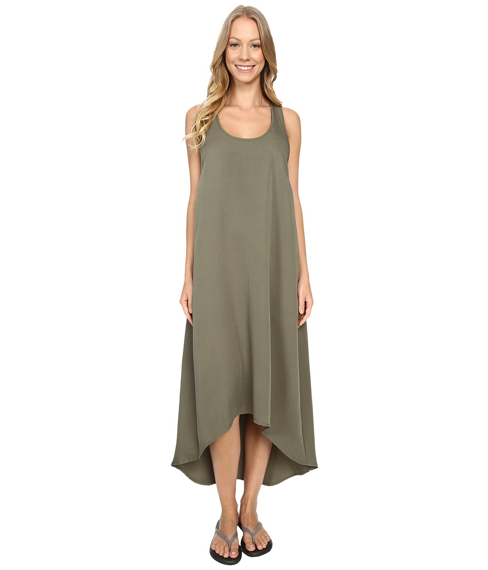 United By Blue - Morley Maxi Dress (Green) Women's Dress