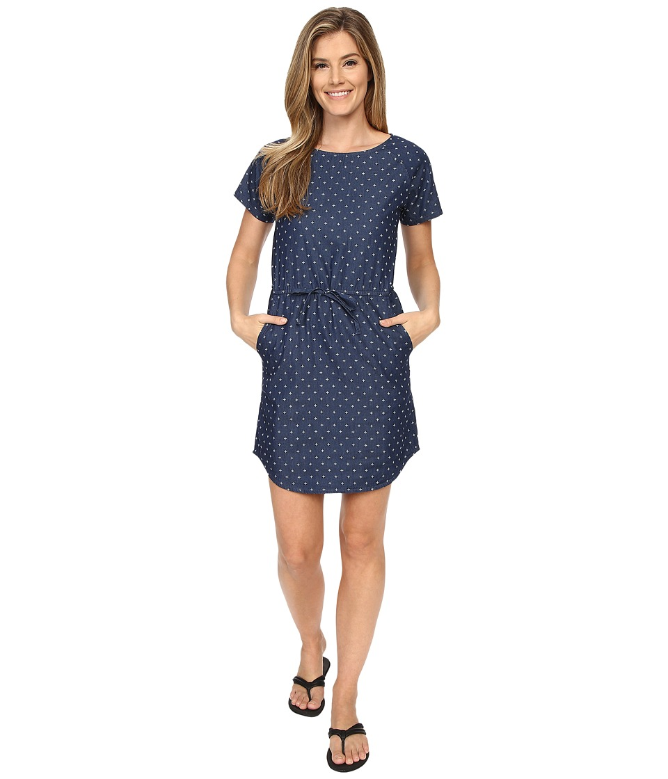 United By Blue Maddison Chambray Dress (Cross) Women