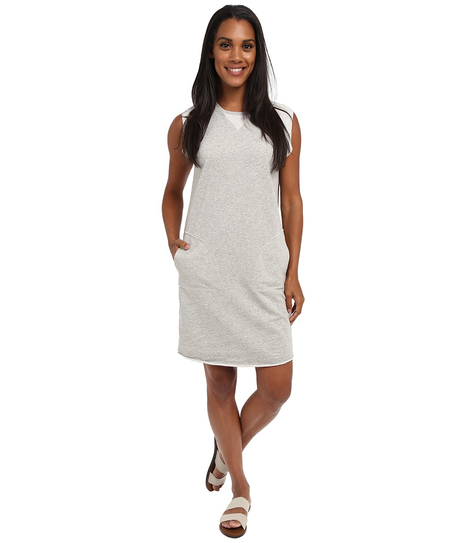 United By Blue - Provence Terry Dress (Grey) Women's Dress