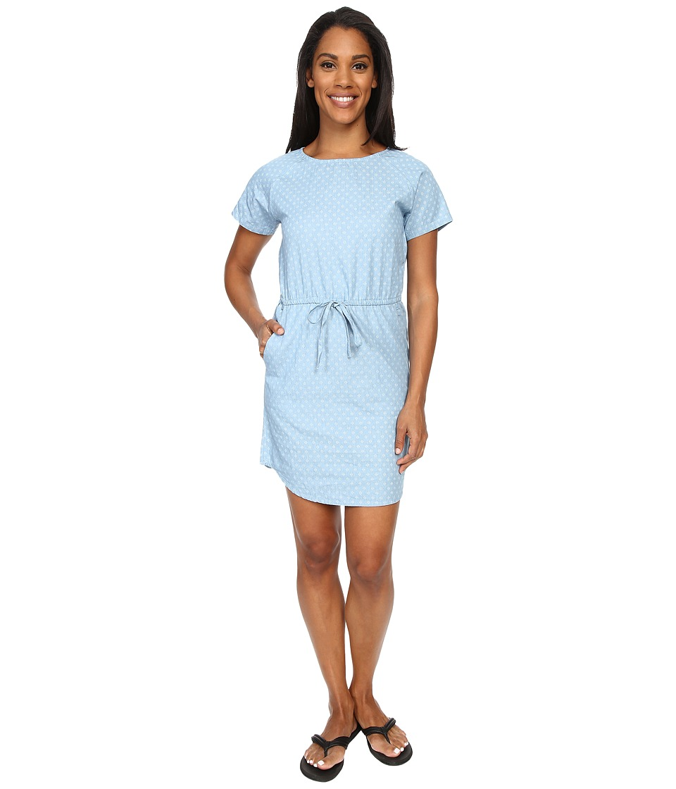 United By Blue Maddison Chambray Dress (Geo) Women