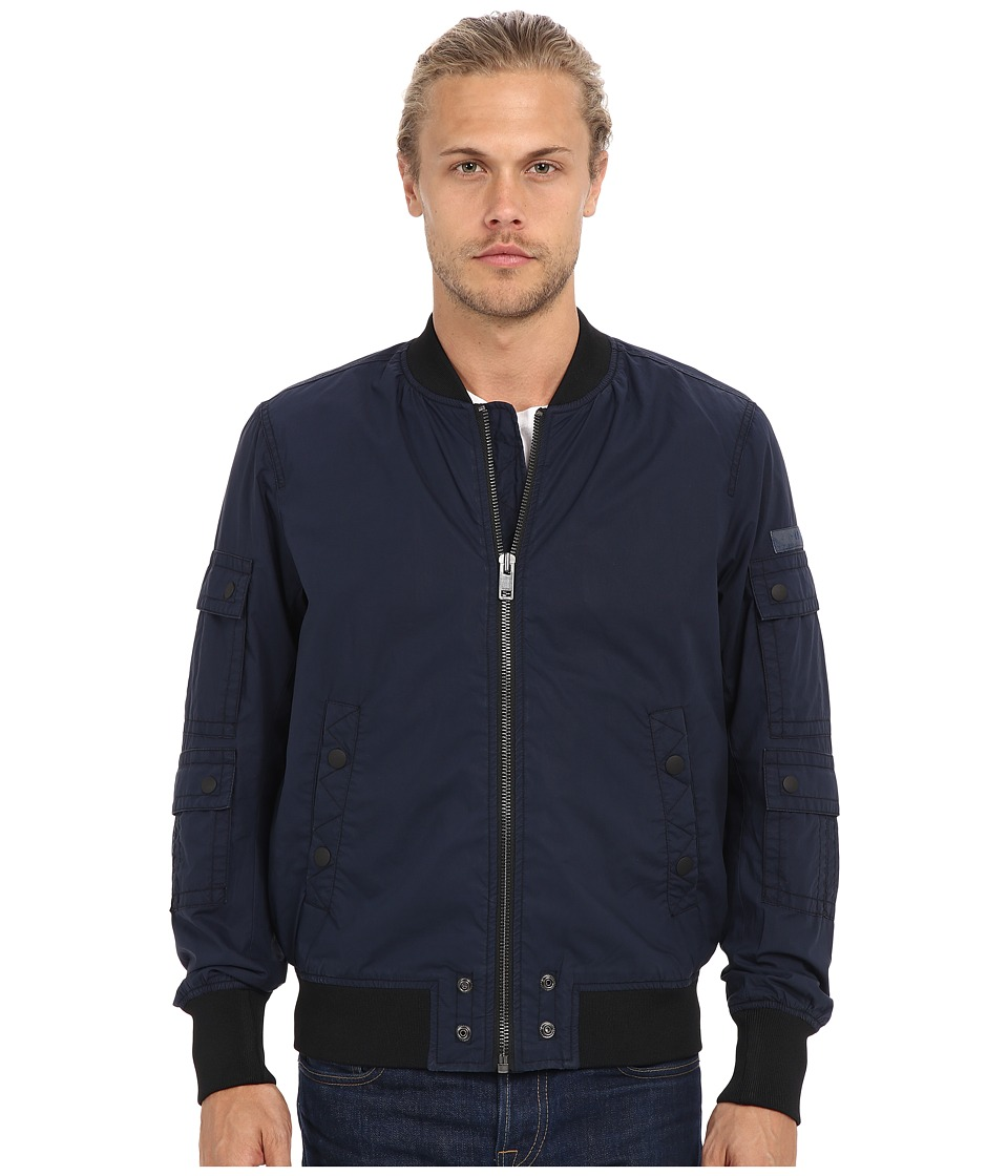 Diesel - J-Presley Jacket (Navy/Blue) Men's Coat