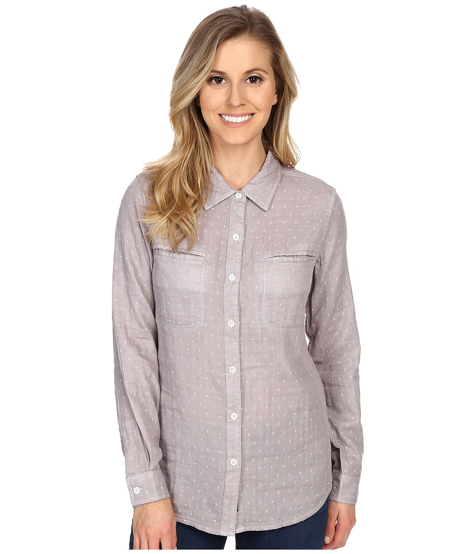 United By Blue - Lewis Dot (Grey) Women's Clothing
