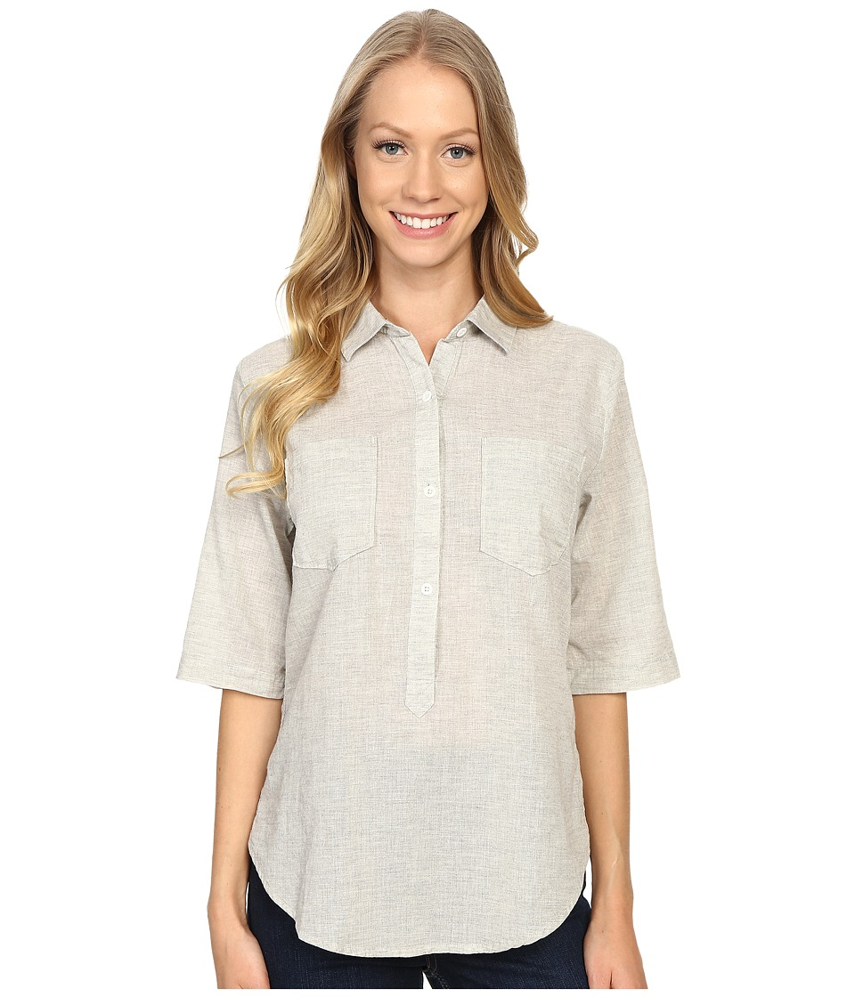 United By Blue - Torrey Popover (Grey) Women's Clothing