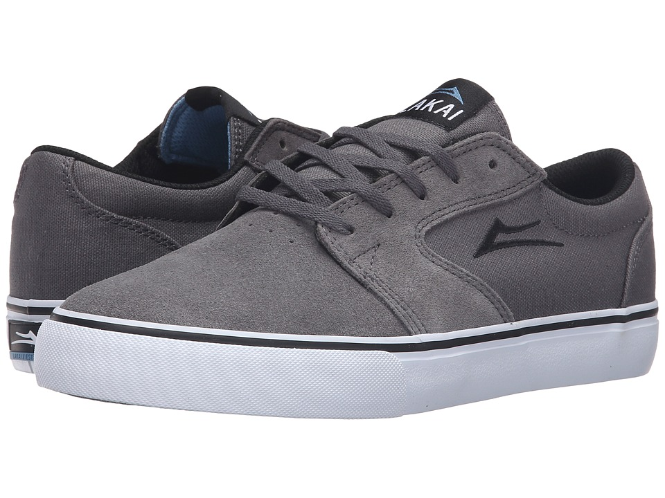 Lakai - Fura (Cement Suede) Men's Skate Shoes