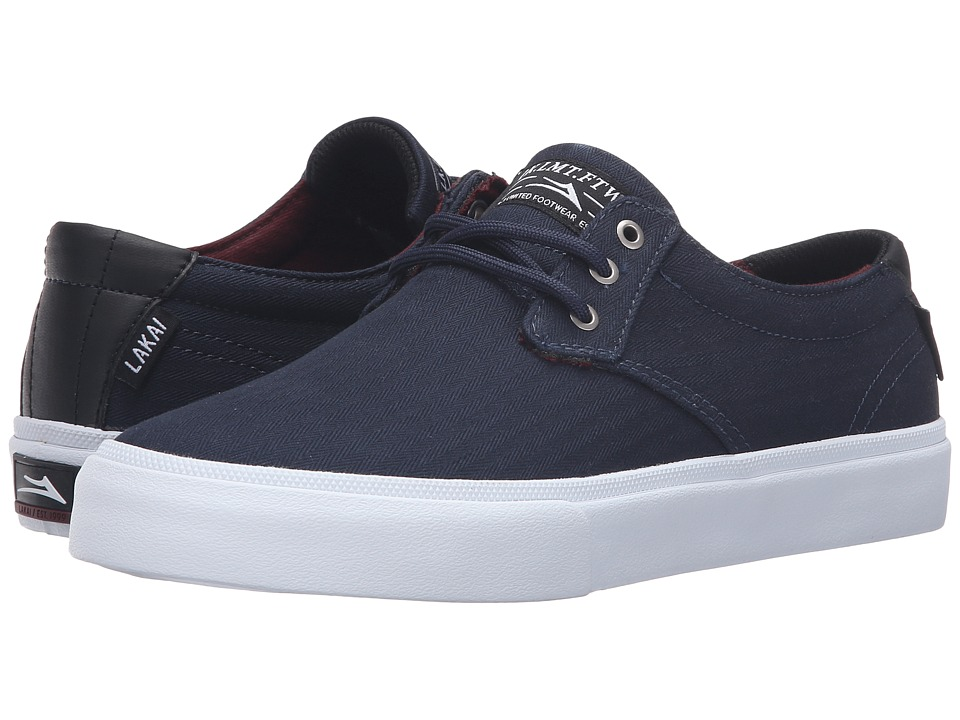 Lakai - M.J. (Midnight Textile) Men's Skate Shoes