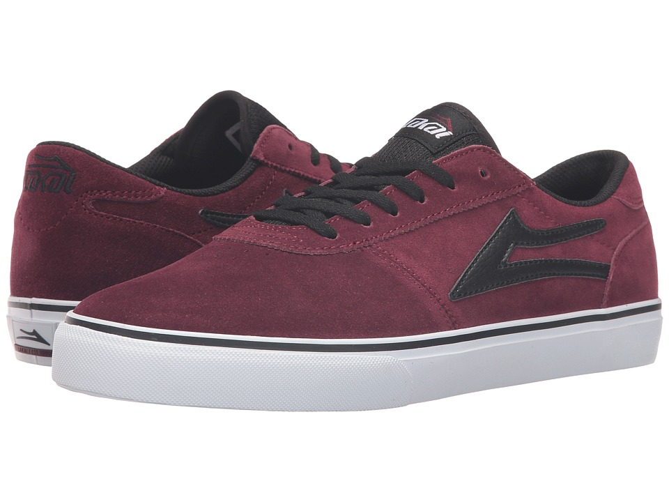 Lakai - Manchester Select (Port Suede) Men's Skate Shoes