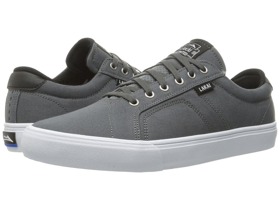 Lakai - Flaco (Cement Canvas) Men's Skate Shoes