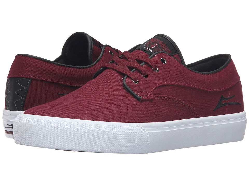 Lakai - Riley Hawk (Port Canvas) Men's Skate Shoes