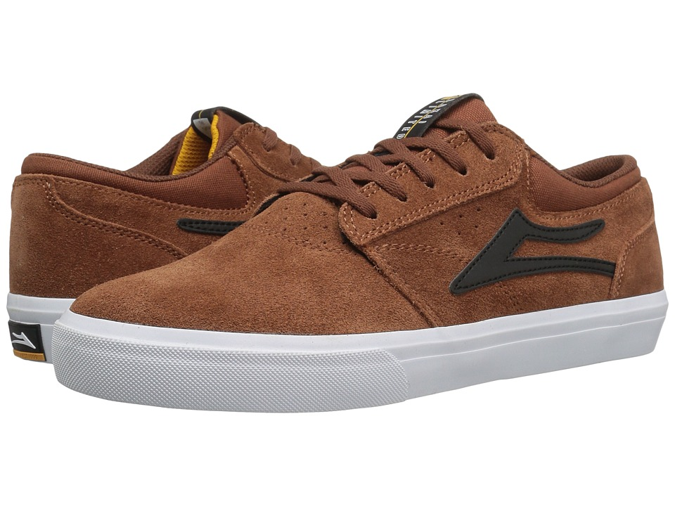Lakai - Griffin (Copper Suede) Men's Skate Shoes