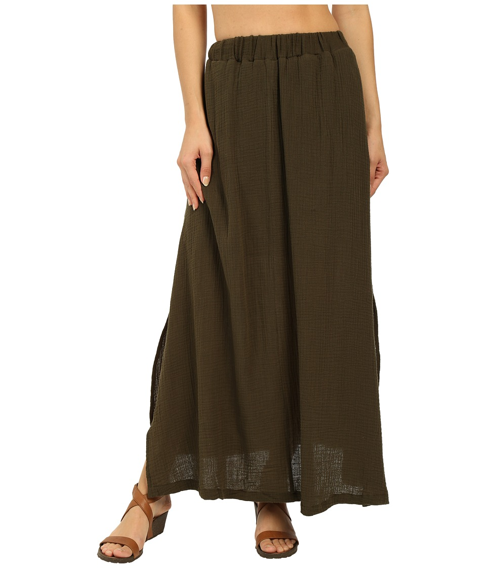 United By Blue Sadie Maxi Skirt (Green) Women